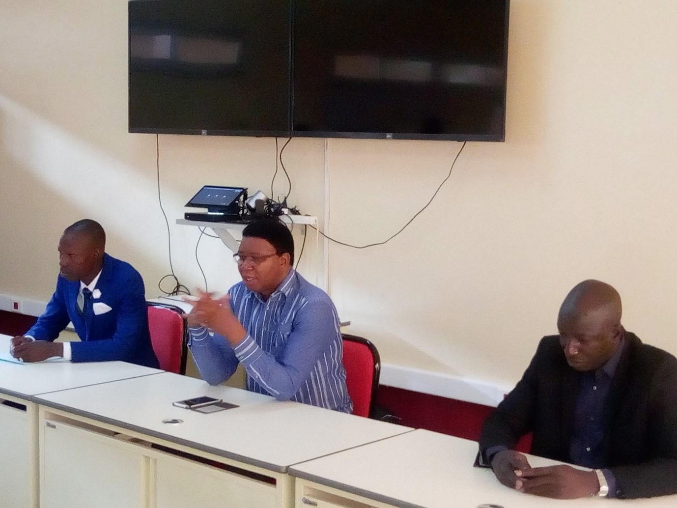 JOURNÉES DE L'ENTREPRENEUR CREATIF 2019 : Dr Emmanuel Sawadogo ne cautionne pas certaines importations du Burkina Faso