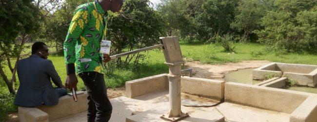 BOSQUET BOTANIQUE RÉGIONAL DU CENTRE EST: Pourquoi la borne fontaine ne fonctionne pas?