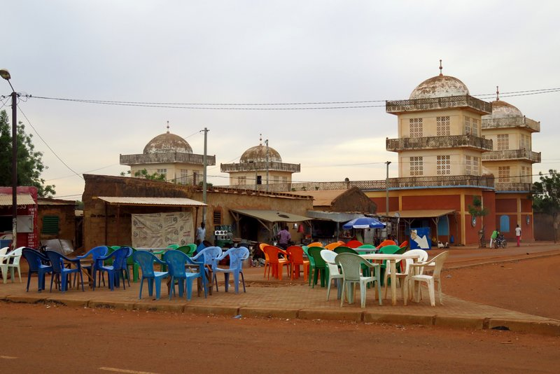 OUAGADOUGOU : Les restaurants par terre, l'autre poison des populations