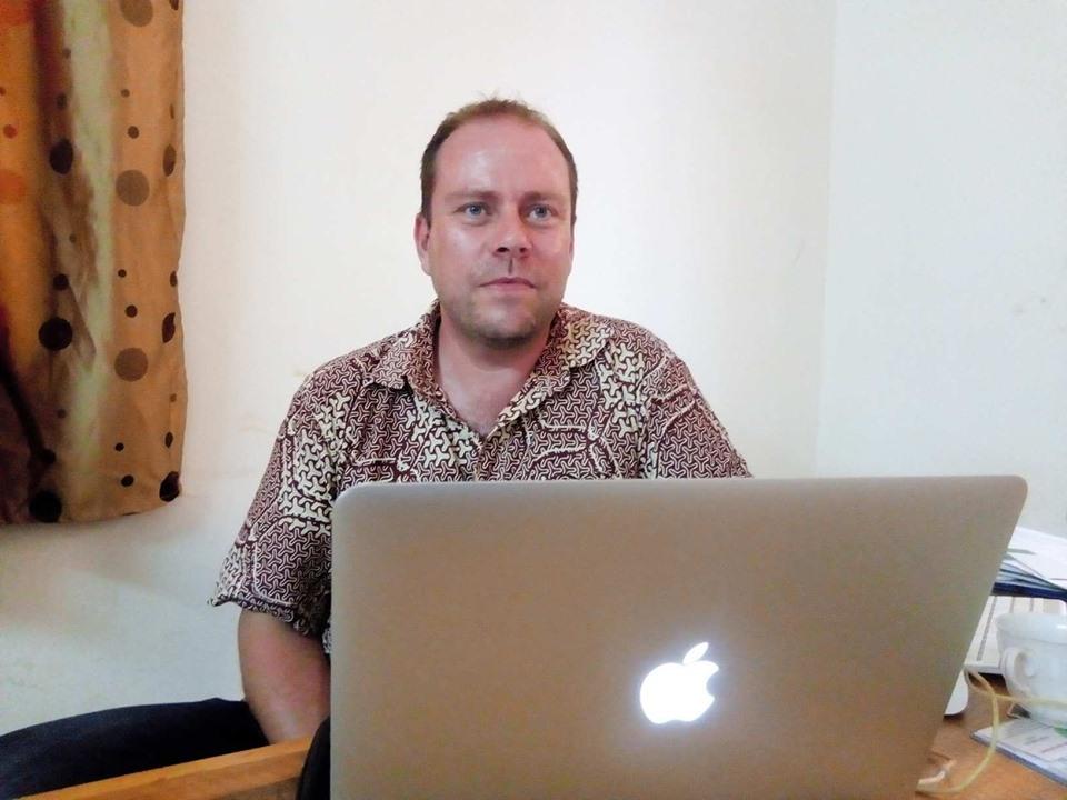 René Emmenegger Assistant technique au CNABio : « Les Pesticides nous tuent à petit feu »