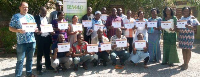 Formation Organic Leaders Course (OLC) : 19 leaders formés pour soutenir le développement de l'agriculture Biologique au Burkina Faso et en Afrique