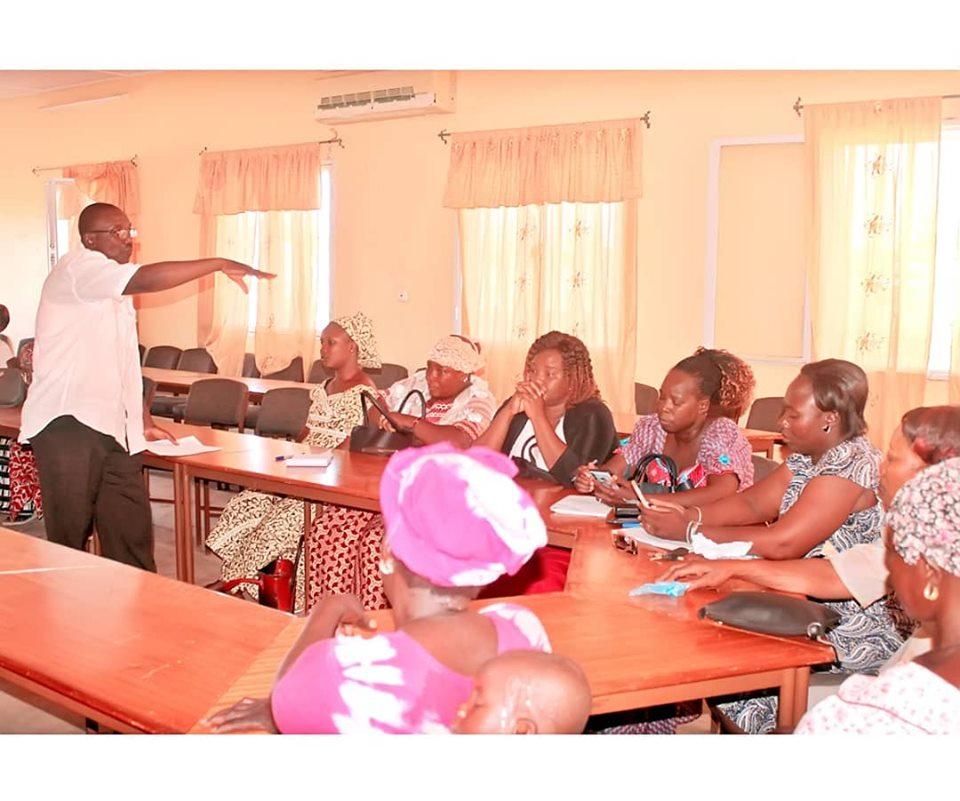 Saidou Ouédraogo à des restauratrices du Centre-est : « La base de la cuisine c'est l'hygiène »