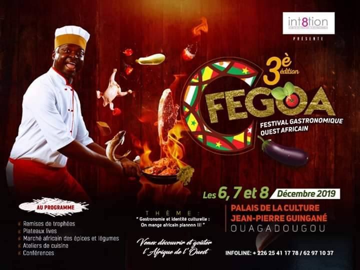 Fegoa 2019 : Et de trois pour réconcilier l'Africain avec sa cuisine