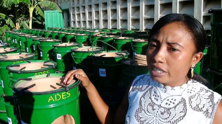 Nelly Rasandy de GIZ Madagascar : « Mon pays est engagé dans la restauration des sols de 40 000 hectares de forêts détruites »