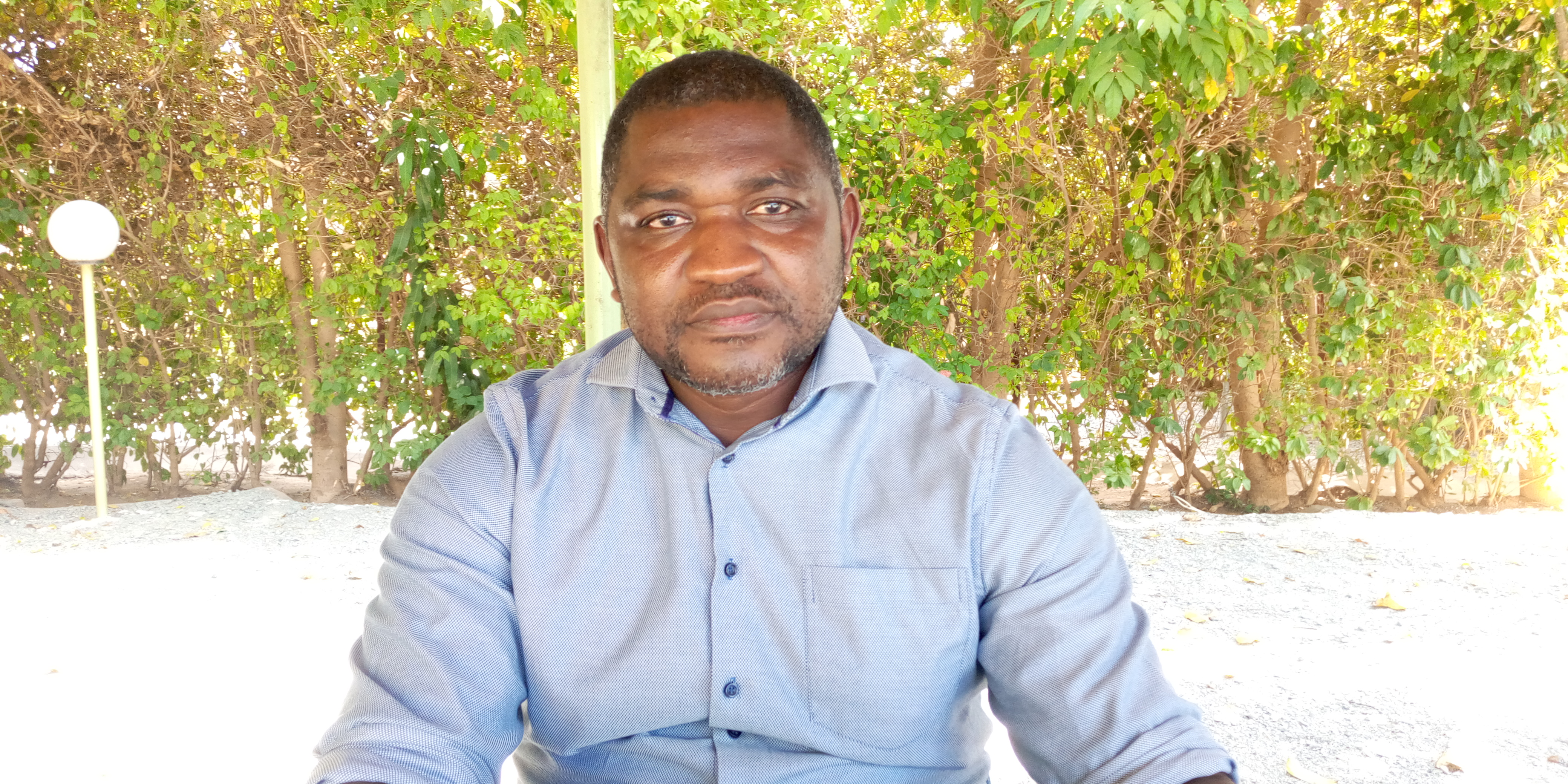 Hervé Bouagnimbeck, Formateur : « La formation Organic Leadership Course (OLC) est une opportunité qu'offre l'IFOAM au Burkina Faso d'avoir des Leaders dans l'agriculture biologique »