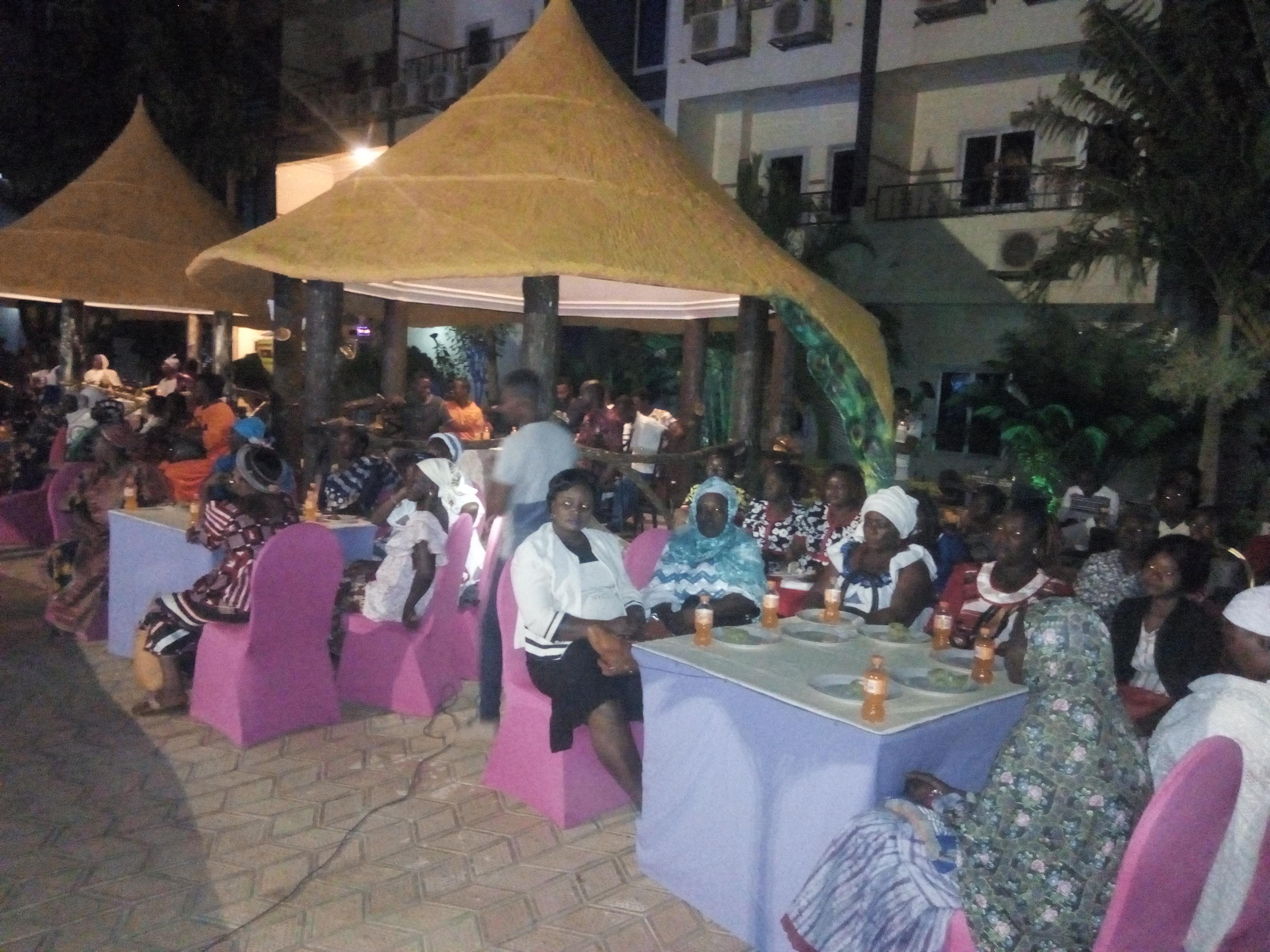 Festival Bayiri Riibo: La 1ere édition s'est refermée autour d'une soirée gala