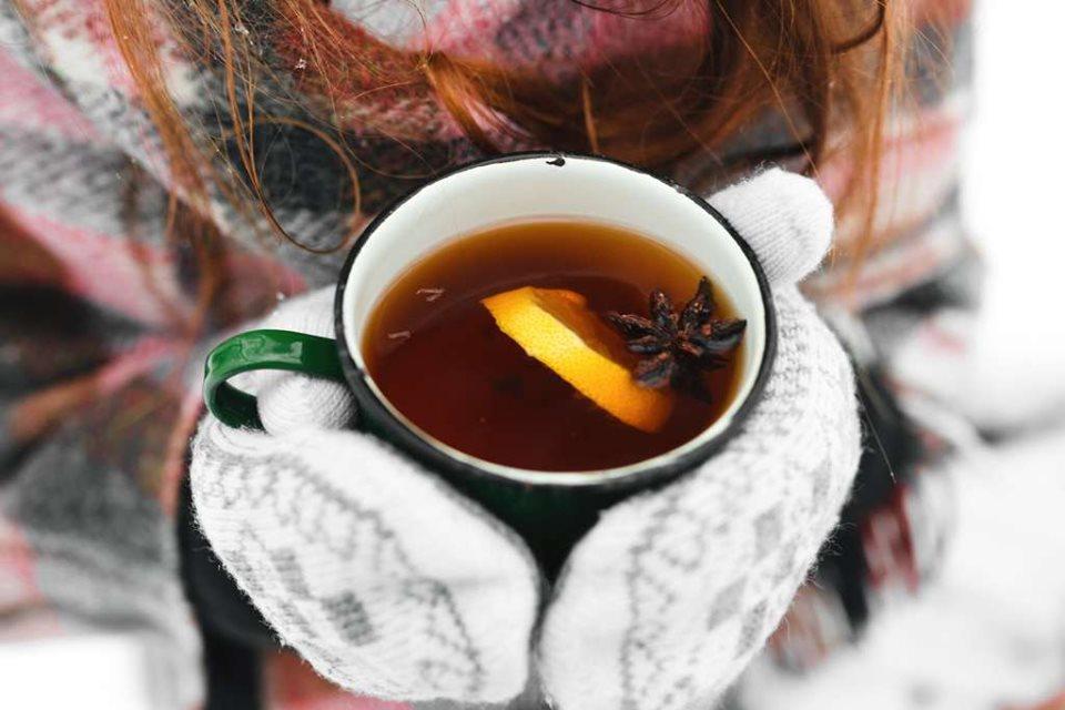 Alimentation : Les dix aliments à consommer pour faire face au froid