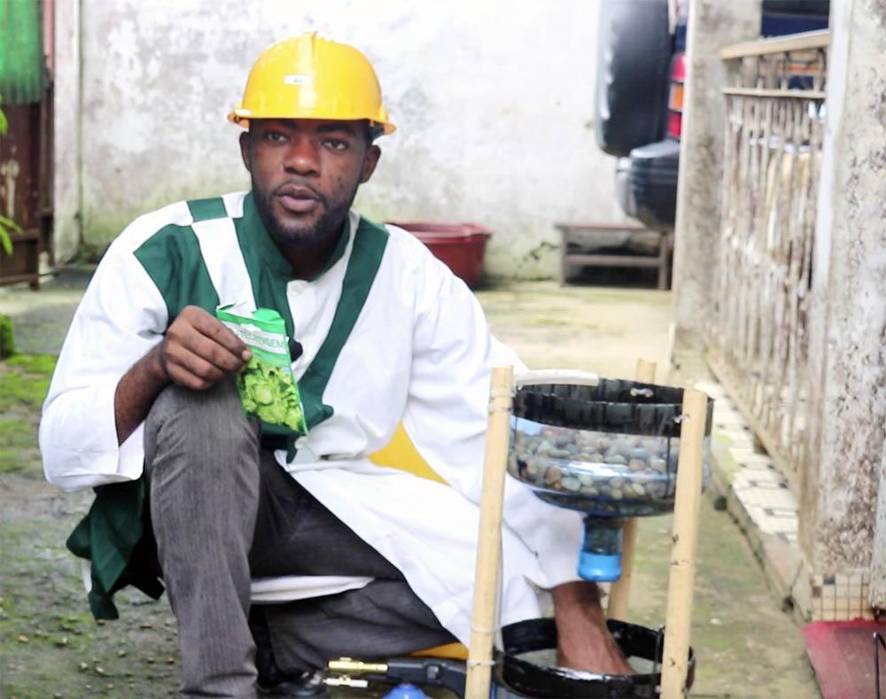 Cameroun : Flavien Kouatcha veut booster les rendements agricoles grâce à l'aquaponie.