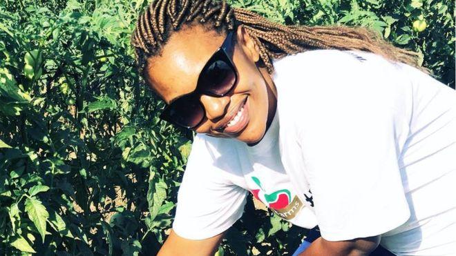 D'infirmière à fermière : l'improbable réussite d'une Zambienne