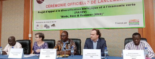 Projet BBB :                      Faire des Affaires tout en conservant la Biodiversité