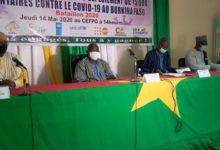 Burkina Faso:                           15 000 volontaires déployés contre le coronavirus