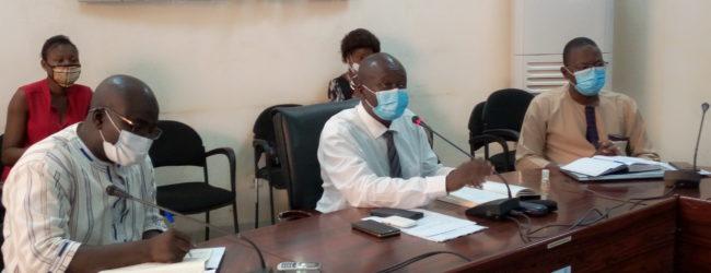 Lutte contre le Coronavirus au Burkina :                       Zoom sur le fonctionnement de la Commission Mobilisation des ressources, Finances et Budget