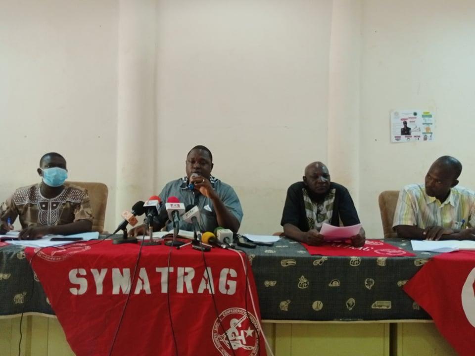 Burkina Faso :                            « Le Ministre de l'Agriculture est passé maitre du dilatoire » Dixit le SYNATRAG