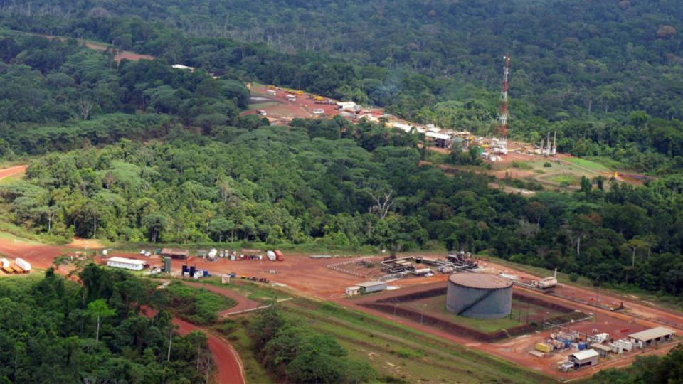 Gabon :          près de 400 cas de Covid-19 sur 3 sites pétroliers
