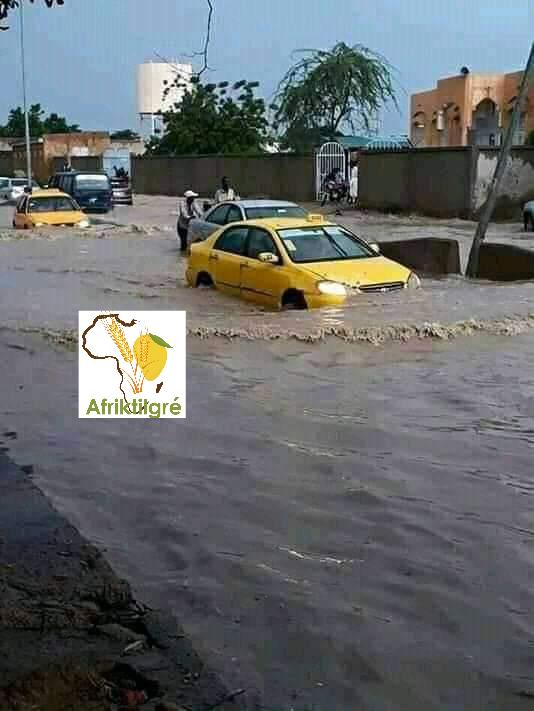 Inondation à N'Djamena : Le gouvernement entend mener des actions d'urgence pour sauver la capitale des inondations