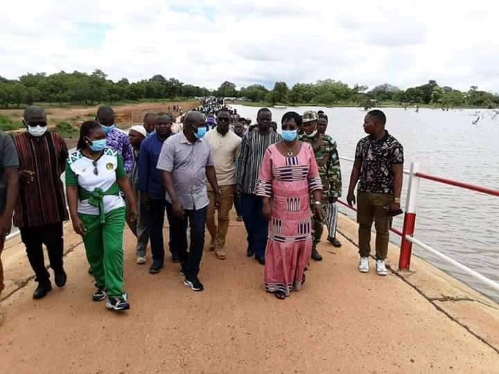 Projet national de développement rural productif : De grands chantiers hydro-agricoles annoncés dans la commune de Béré