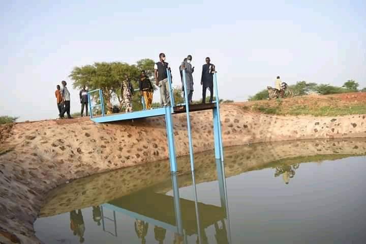 Agriculture / Vallée du Sourou :     Pertes liées aux inondations en saison humide, des mesures ont été prises