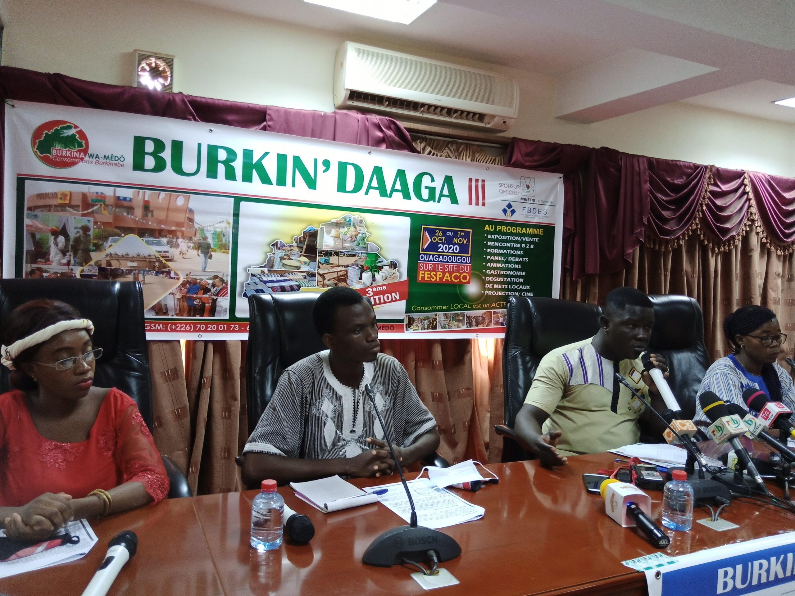Burkin'Daaga III : La zone UEMOA sera présente