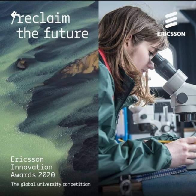 Prix de l'innovation Ericsson 2020 : Développer des idées nouvelles pour affronter le changement climatique et espérer empocher la cagnotte de 16 millions de FCFA