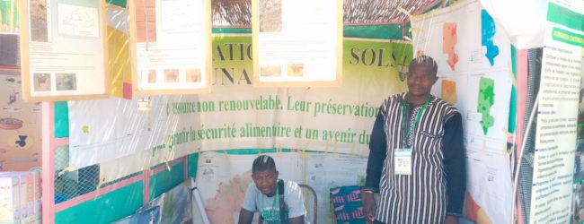 Kaboré Désiré : « Nous invitons  les producteurs à venir au BUNASOLS pour voir dans quelle mesure nous  pouvons les accompagner »