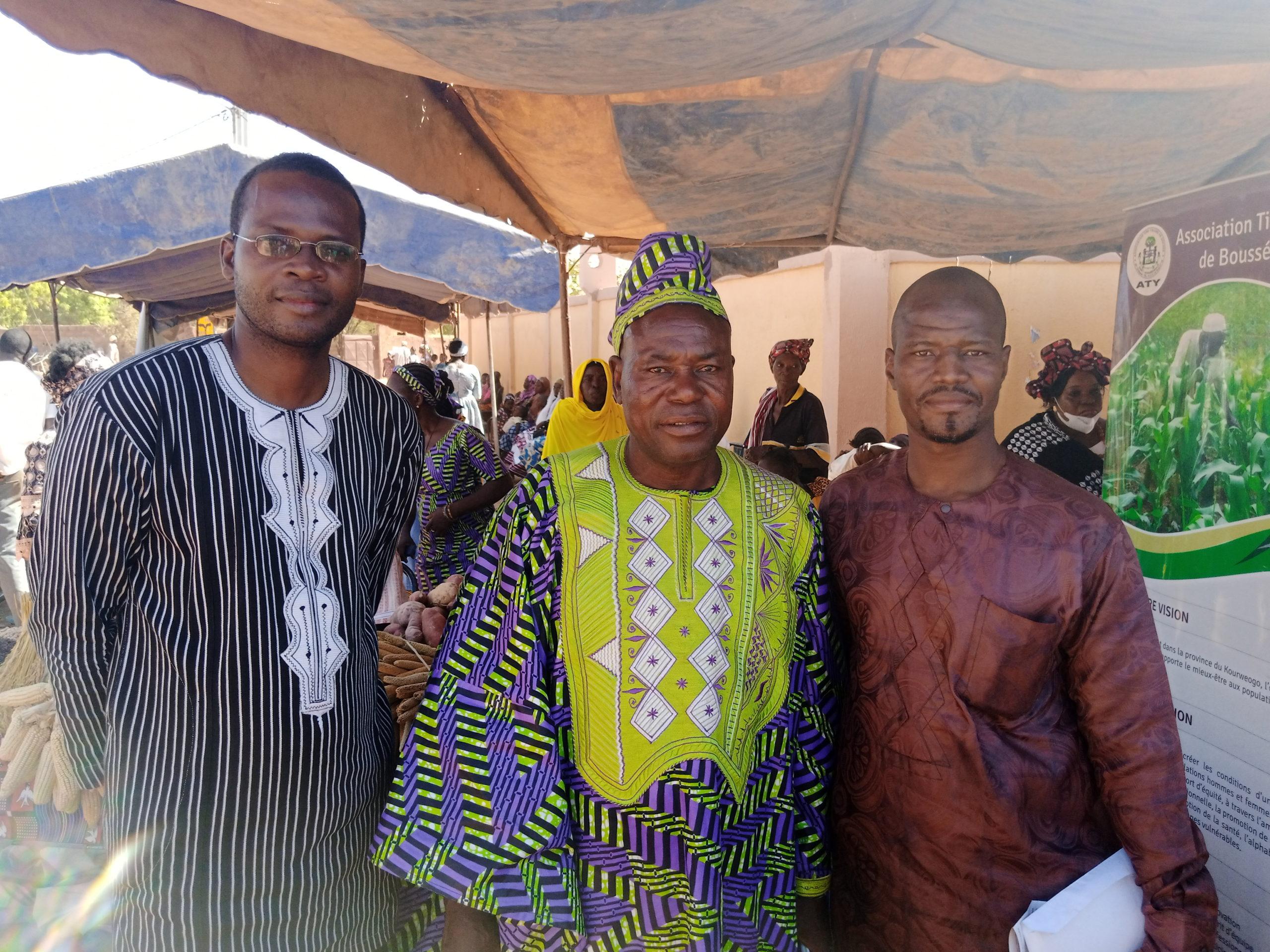 14è Journée des Producteurs du Kourweogo : La SCOOP-CA/CIMA-BF apaise les inquiétudes de ATY