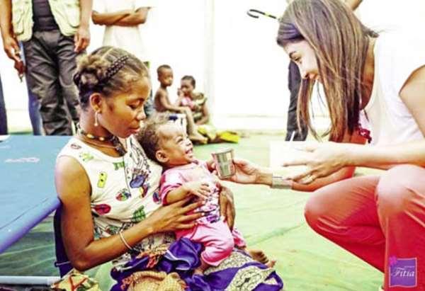 Magadascar : Une usine pour lutter contre la malnutrition