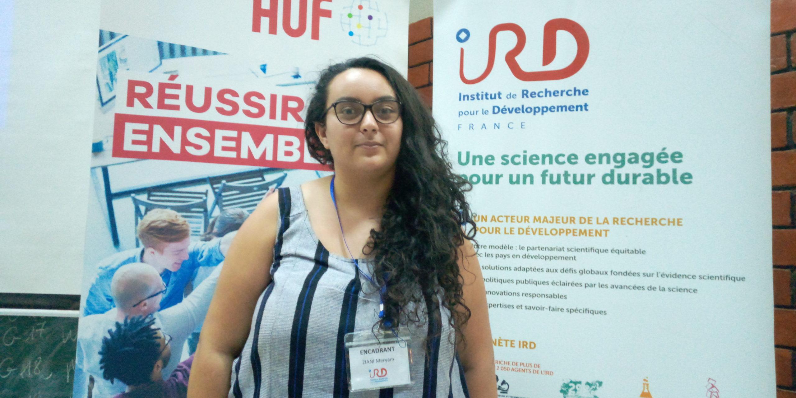 Projet PARFAO : << Nous voulons qu'il ait de la recherche en agroécologie>>, Meryam Ziani, Chargé d'innovation et valorisation à l'IRD