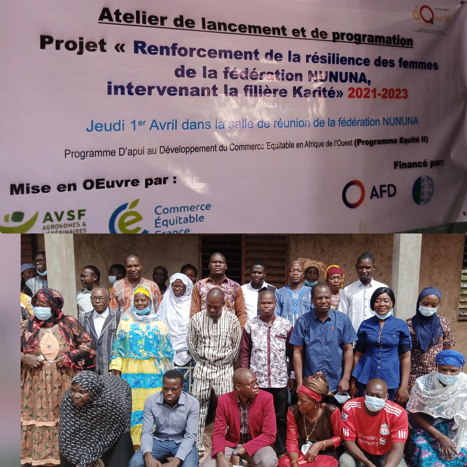 Filière Karité : Un autre projet pour soutenir le combat des femmes de Nununa