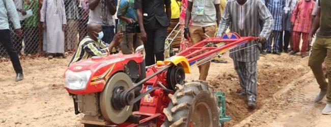 Campagne agricole de saison humide 2021/2022: La problématique de la distribution électronique des intrants refait surface