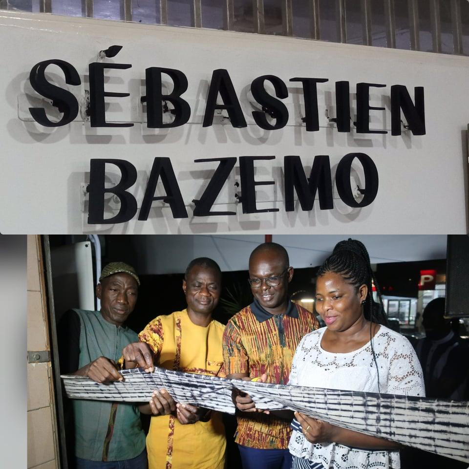 Promotion du Textile Burkinabé : Sébastien Bazemo se rapproche davantage de ses concitoyens