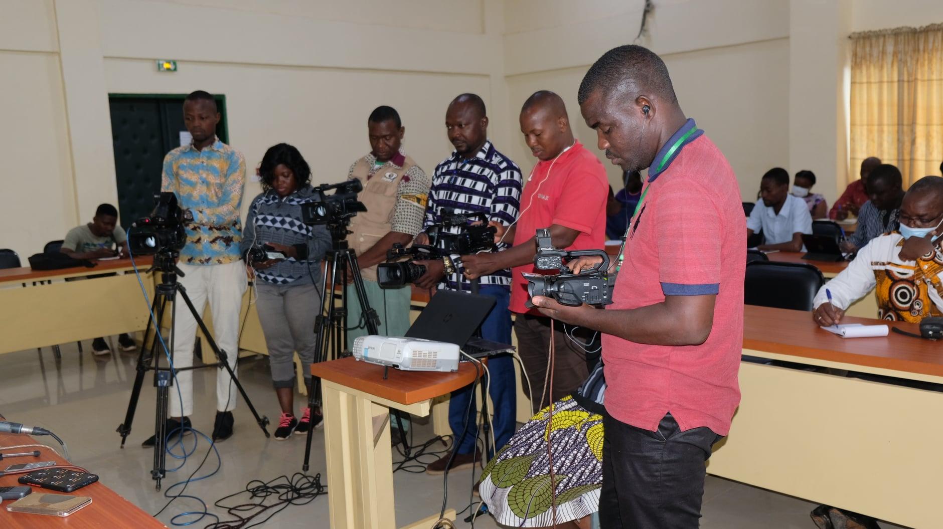 Distribution électronique des intrants : le MAAHM outille les journalistes pour limiter les plaintes