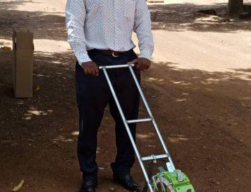 Réduction de la pénibilité des Travaux Agricoles : La CIMA BF met un semoir à la disposition des producteurs