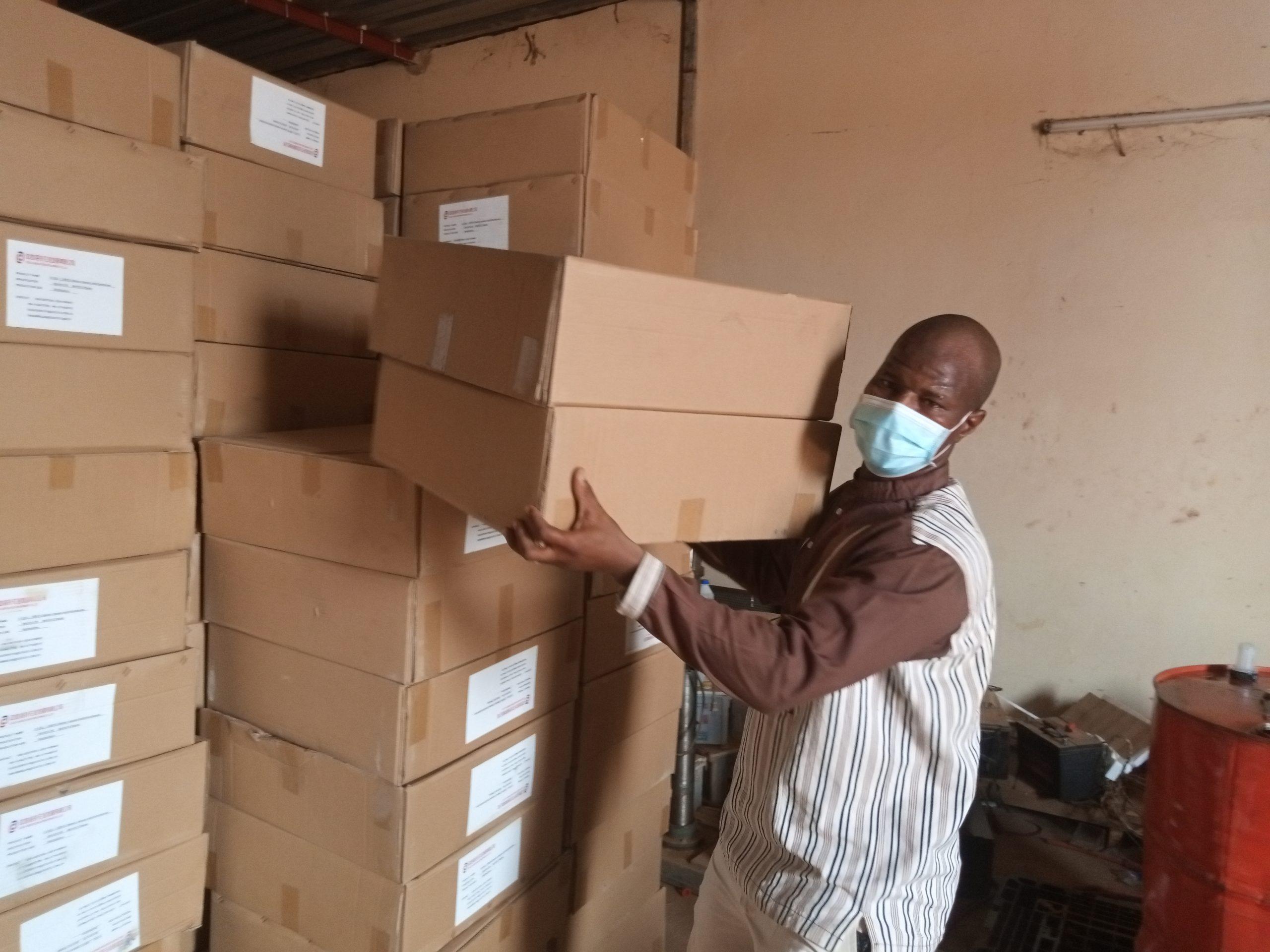 Disponibilité de Semoirs Pour les Producteurs: La CIMA BF vient de renforcer son stock