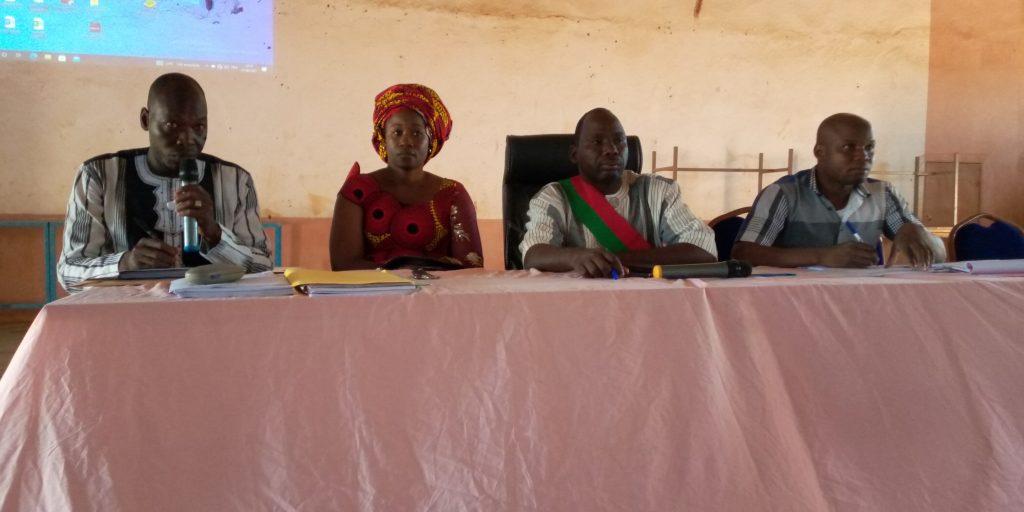 Deuxième session ordinaire  du Conseil Municipal de Tougan: De nombreux investissements prévus dans le secteur de la santé et de l'éducation
