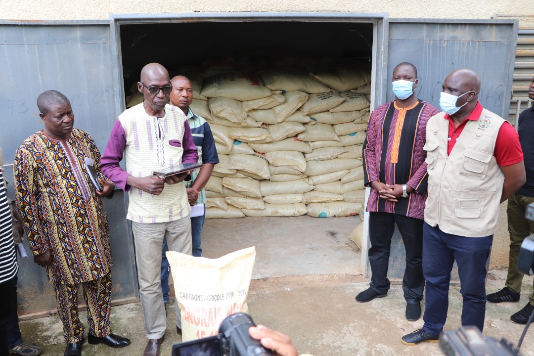 Burkina Faso : Agriculture : La CAIMA est opérationnelle dans le sud-ouest