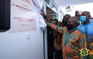 Ghana : Inauguration d'une nouvelle usine qui traitera 40 000 tonnes de tomates par an