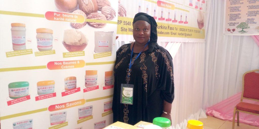 Awa Soro : « Nous remarquons que le beurre de karité est plus consommé à l'extérieur qu'au Burkina Faso »