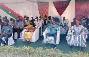 "Burkina Faso: ""Nous allons consommer local avant d'importer "" Harouna Kabore Ministre en charge du Commerce"